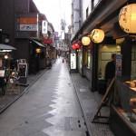 Kyoto - vieille ruelle