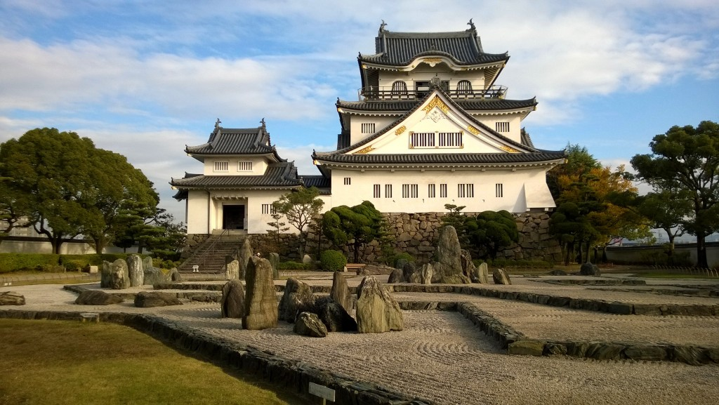 Castle of Kishiwada