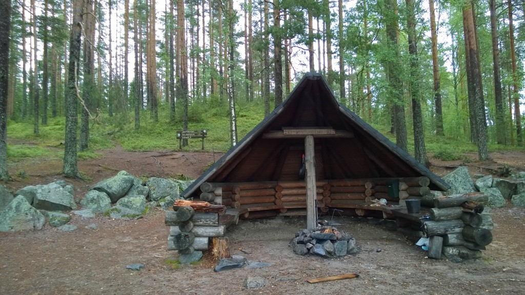 Cooking shelter