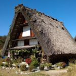 Ogimachi - thatched roof house
