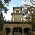 Kanazawa - temple