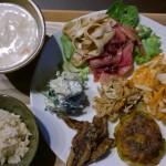Iya diner végétarien
