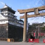 Kokura_chateau_Torii