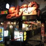 Resto de takoyaki