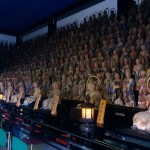 Takara salle aux mille bouddha