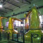 At the Yamazaki destillery